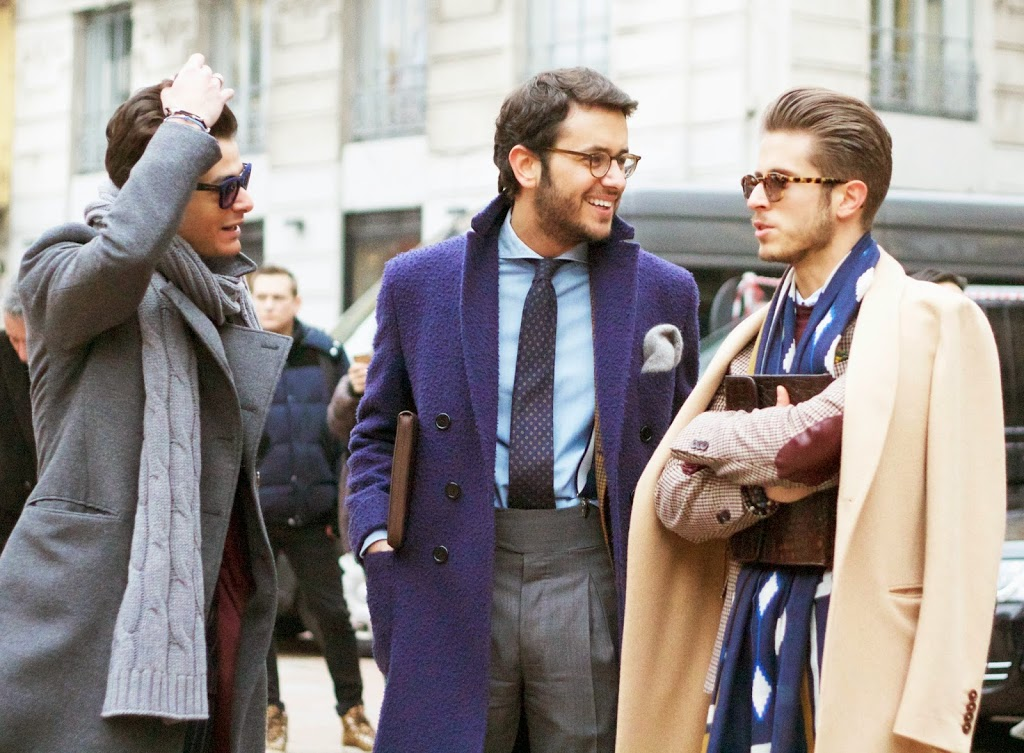 Modern Gentlemen In Town Part Iv Fabio Attanasio The Bespoke Dudes Milanofashionguide