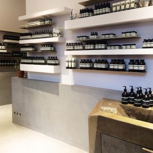 Today I got to know the Aesop fine cosmetics brandhellip