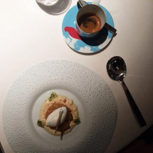 Coffee with dessert after a tasty and wellbalanced lunch athellip