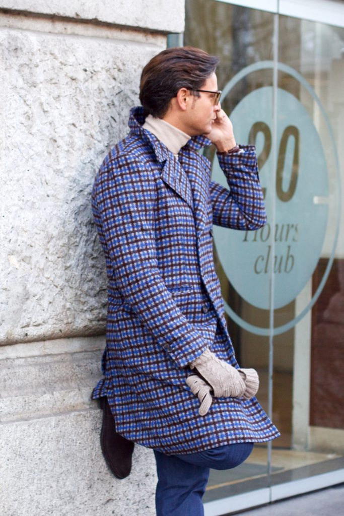 MODERN GENTLEMEN IN TOWN. PART XVI - MILAN FASHION WEEK STREET STYLE